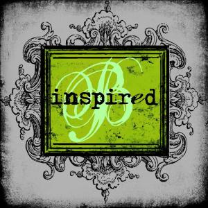 Be Inspired Logo Md silver w. border.black frame DRAFT